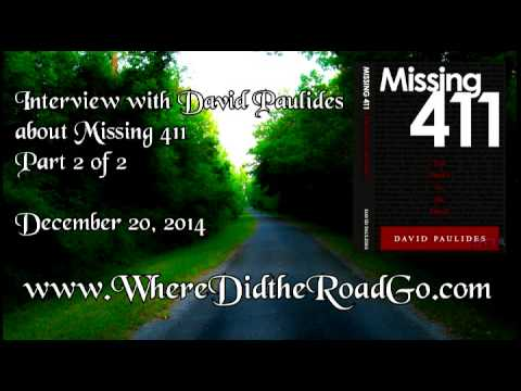 David Paulides on Missing 411 The Devil\'s in the Detail Part 2 ...