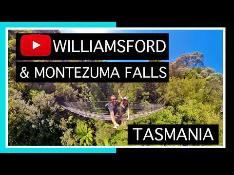 Williamsford And Montezuma Falls
