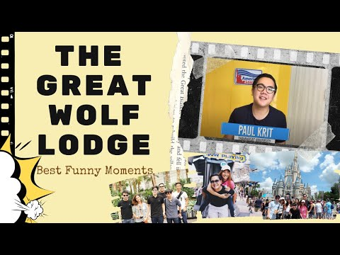 ALC Work and Travel in USA | น้องพอล Great Wolf Lodge, Ohio, USA