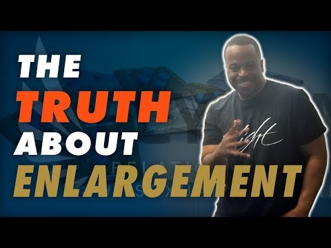 The Amazing Truth About Penis Enlargement | 4 Stages To Male Enhancement