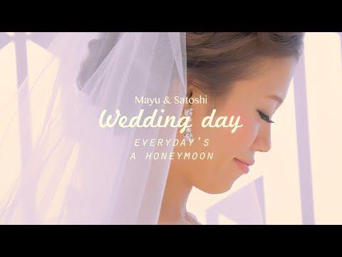 Mayu & Satoshi Wedding day / Everyday's a honeymoon in Crevette Nagoya