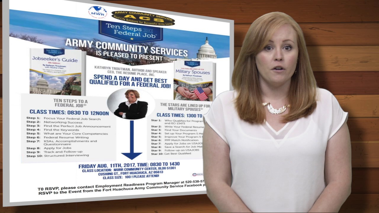 Acs Event The Resume Place Kathryn Troutman Aug 11th Youtube