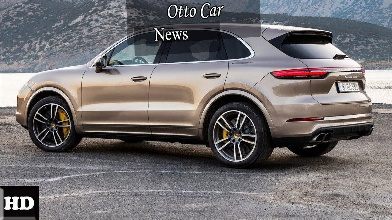 New Porsche Cayenne Best Luxury Midsize Suv Of 2018 Price Spec