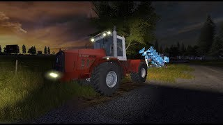 Farming Simulator17.Карта