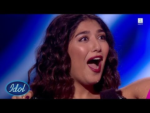 Zino Treffer Med Thunderclouds Av Labyrinth, Sia, Diplo | Idol Norge 2018