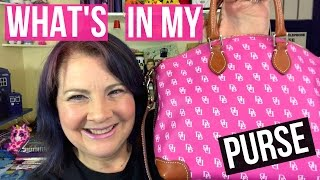 What's In My Purse | Collab