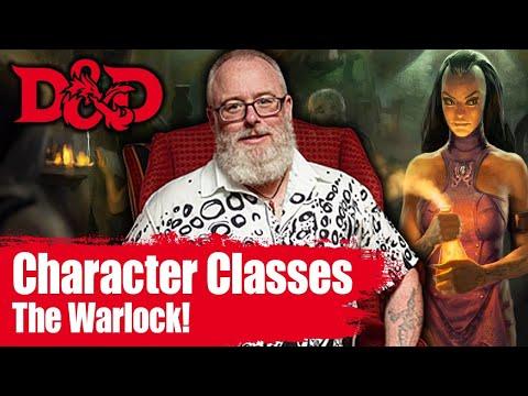 Warlock 5E D&D Character Class
