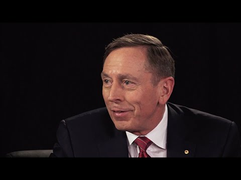 General David Petraeus On American Leadership In The World