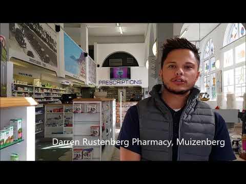 Rustenberg Pharmacy  - Darren likes PurpleMoss Media