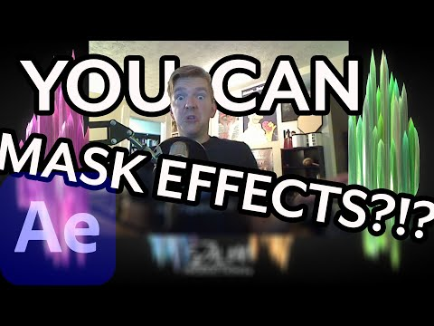 Things You Missed in AE - Effect Masks