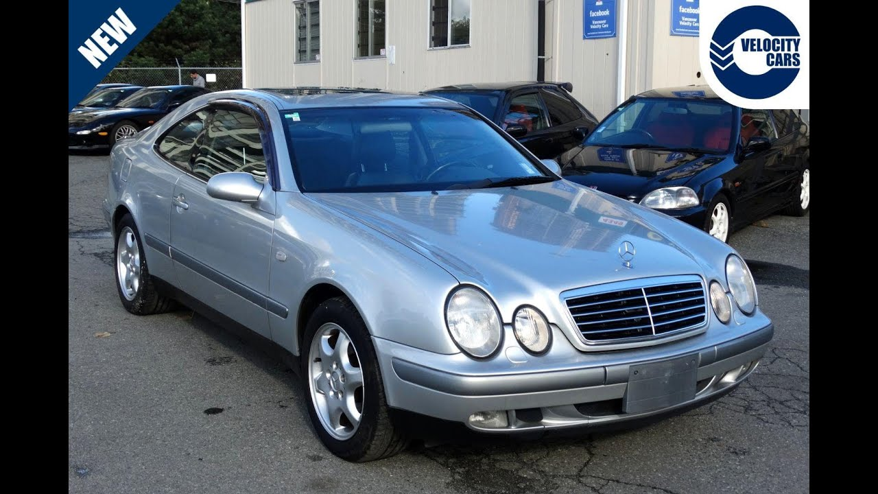 1998 mercedes benz clk class clk320 for sale in vancouver for Mercedes benz clk500 for sale
