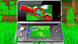 Is HEROBRINE in Minecraft 3DS Edition?
