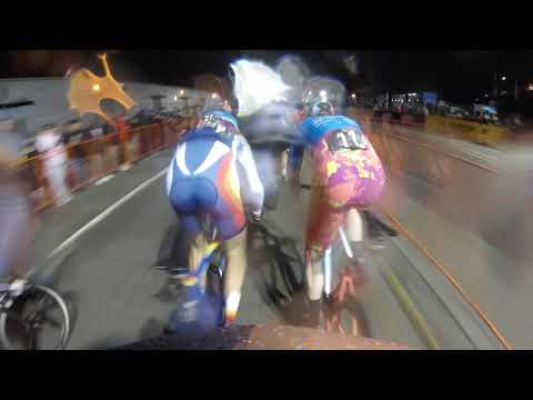 Watch What it Takes to Race—and Almost Win—Red Hook Crit in the Rain
