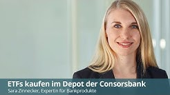 How-to-Video: ETFs kaufen bei der Consorsbank