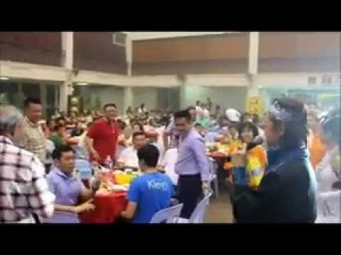Malaysian Sam Roland Charity Tour 2012-2013