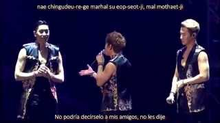 Video [Sub esp+Rom] Shinhwa - A Man Who Knows (Live) download MP3, 3GP, MP4, WEBM, AVI, FLV Maret 2018