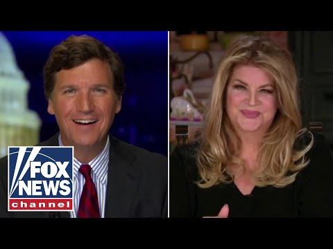 Kirstie Alley joins 'Tucker' to discuss backlash for supporting Trump