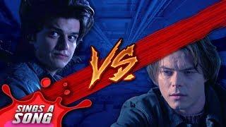 Jonathan Vs Steve (Stranger Things Rap Battle)