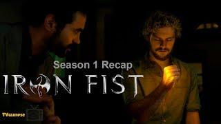 Iron Fist Season 1 Recap