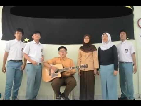 SMAN 2 Bogor The Babystar - Hikari e (cover) tugas praktek Bahasa Jepang