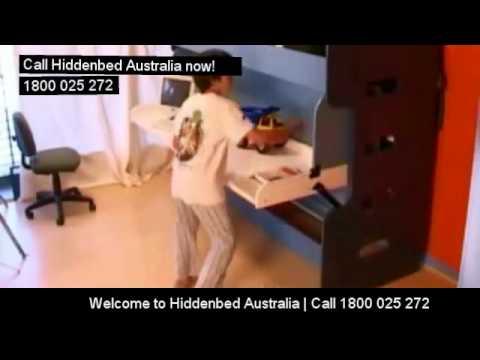 Hiddenbed Australia | Home-office desk-beds Sydney Melbourne?