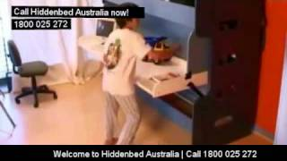 Hiddenbed Australia | Home-office Desk-beds Sydney Melbourne?