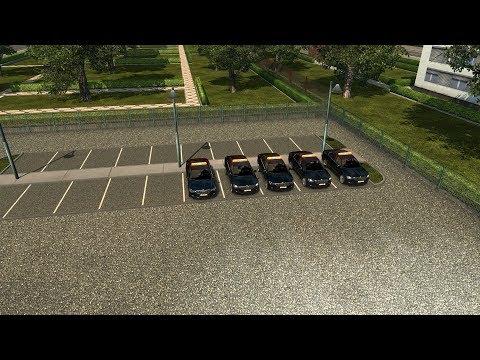 Бешеные покатушки с MEGA TRANS по Euro Truck Simulator 2
