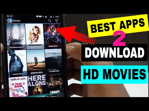 Best Apps To Download HD Movies  May 2017
