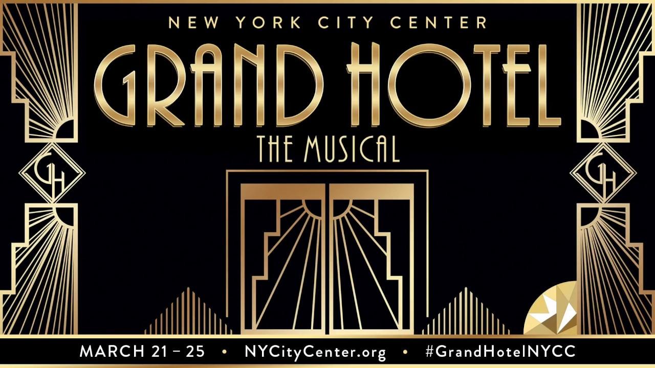Grand Hotel Musical Youtube