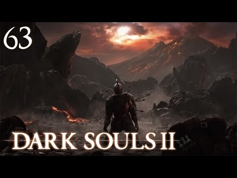 Let's Play Dark Souls 2 - 63 (Where the Sun Don't Shine)