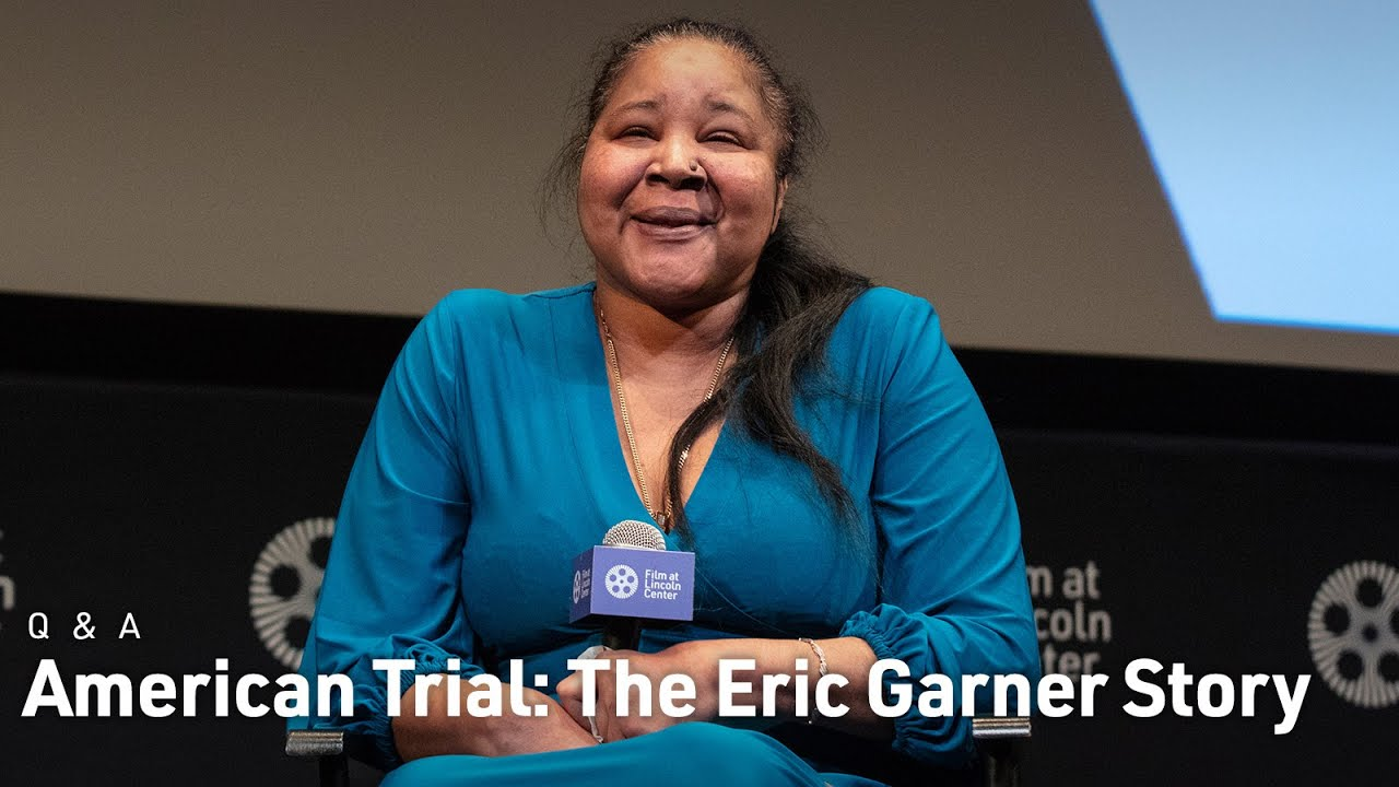 American Trial: The Eric Garner Story | World Premiere Q&A | NYFF57
