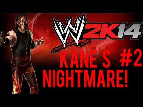 WWE2K14 Custom Story | Kane's Nightmare | Part 2!