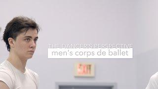 CPYB The Dancer's Perspective: Men's Corps de Ballet
