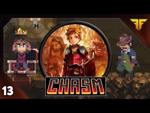 Let's Play Chasm | Part 13:  The Bounty Hunter