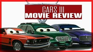 The Reshoots Review CARS 3 (SPOILERS)