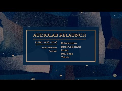 AudioLab Radio Show Live from Misbits Record Shop
