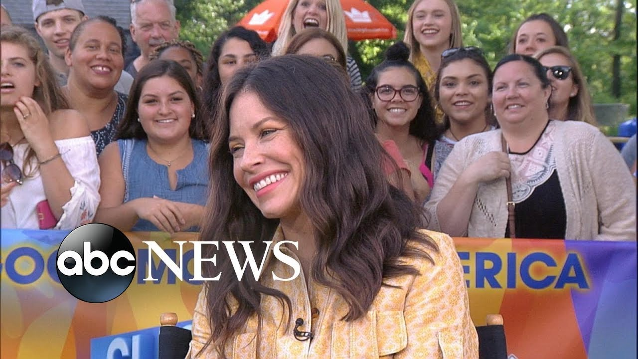 Evangeline Lilly explains why China has avid 'Ant-man' fans