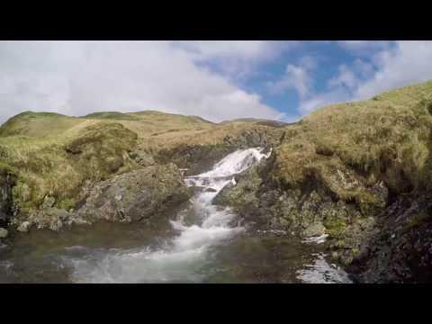 Waterfalls Adak Alaska 2017