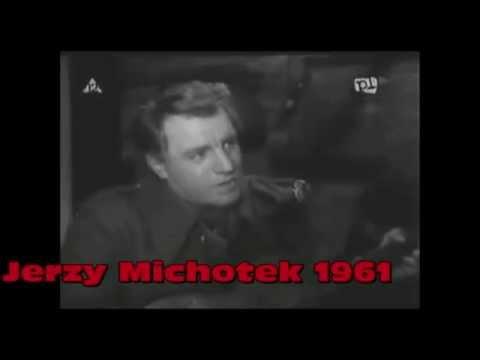 .Film z 1961r.Jerzy Michotek śpiewa piękną piosenkę.