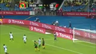 Камерун 2:1 Гвинея-Бисау | Кубок Африканских Наций 2017 | Обзор матча 18.01.2017. [HD]
