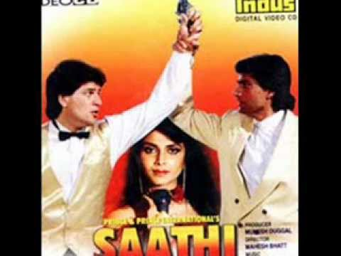 Har Ghadi Bekhudi Lyrics - Saathi (1991) - Full Song