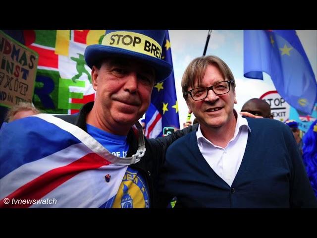 V for Verhofstadt (10 May 2019)