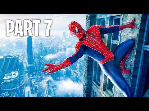 Spider Man PS4 Walkthrough Part 7 (Marvel's Spider-Man PS4 Pro Gameplay)