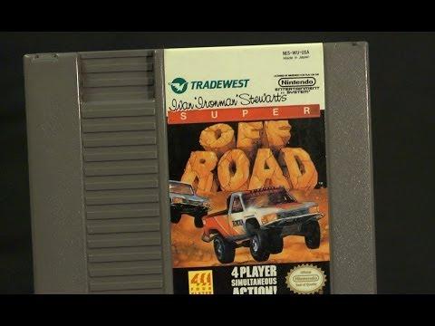 Super Off Road (NES) James & Mike Mondays