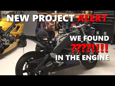 Project Bike - Buell XB12R - Introduction