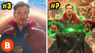 Doctor Strange Powers Ranked From Weakest To Strongest