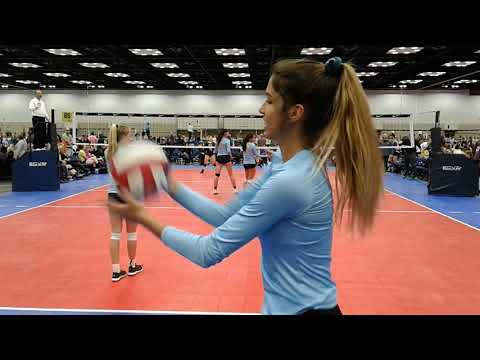 18 Nike Mideast Qualifier DVA 17s Jeff vs Wildcat Jrs  17 Black Set 2