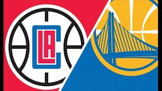 NBA Live Stream: Los Angeles Clippers Vs Golden State Warriors(Live Reaction & Play By Play) Game 5