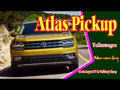 2019 Volkswagen (vw ) Atlas Pickup | 2019 vw Atlas Pickup curb weight | 2019 vw Atlas Pickup r line