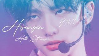 ↳˳⸙ hyunjin fmv _ hello stranger ;; ❝